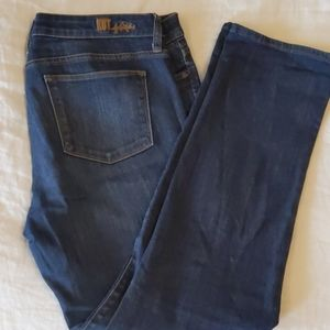 Kut from the Kloth blue jeans